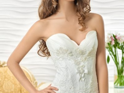 "Wedding Dress ""Dani"" by Oksana Mukha R 11 714 – 30 % OFF – (Before Price: R 16 734)"