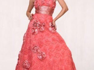 Dress by Cinderella Divine coral