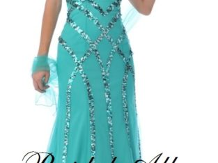 Dress by Cinderella Divine green/jade