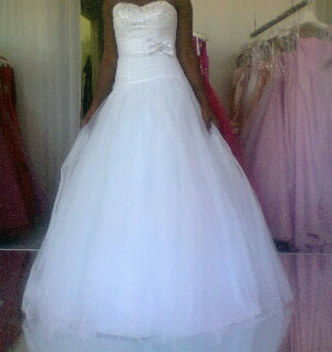 Ball Gown Wedding Dress from Finland